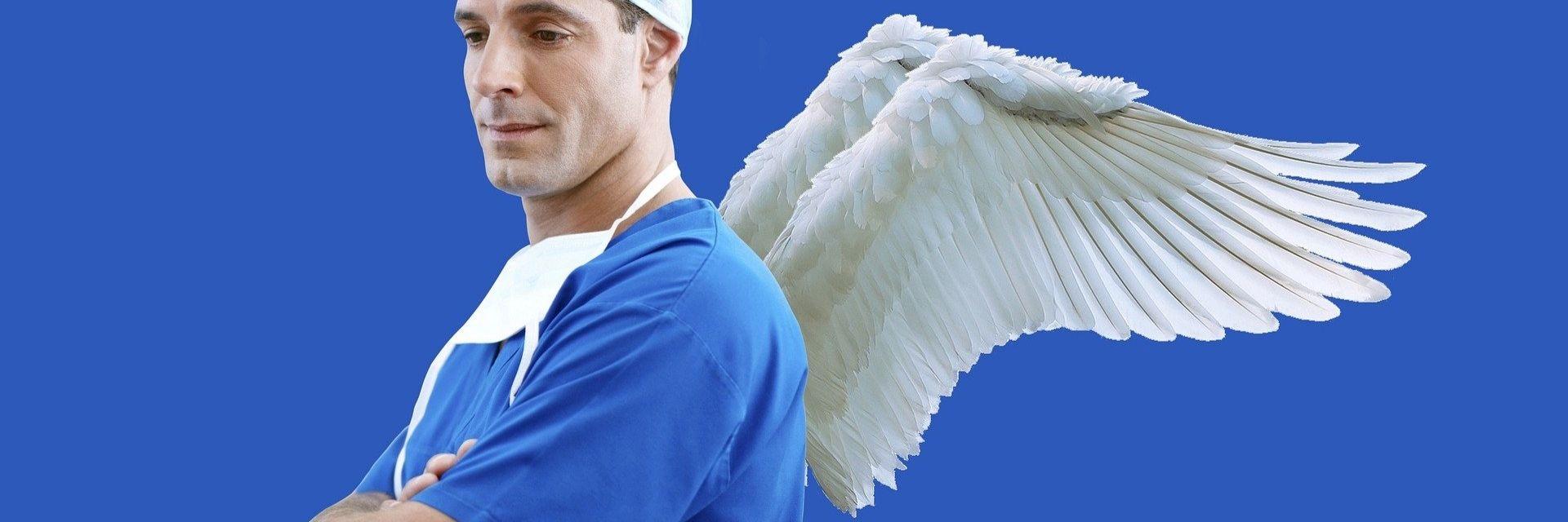 Pflegekräfte: Keine Engel sondern Profis: Pflegekräfte werden unterschätzt!