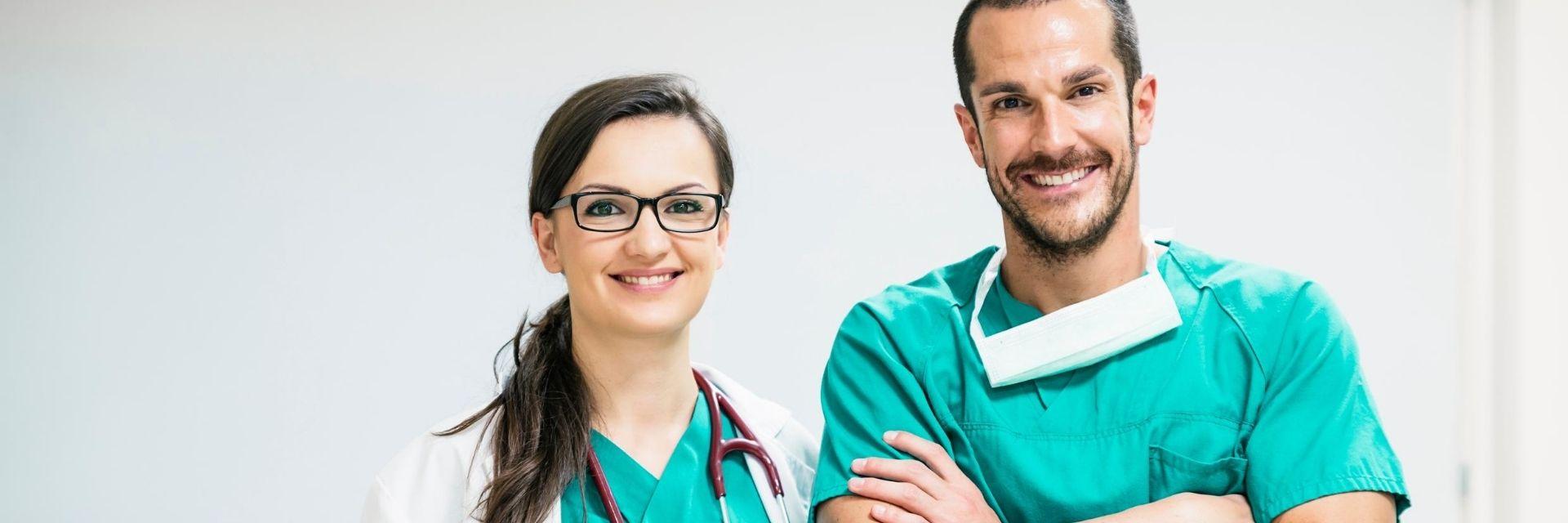 Titelbild Stressfreier Umgang mit Ärzten