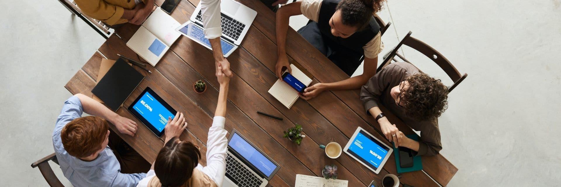 Titelbild Top 6 Networkingversanstaltungen