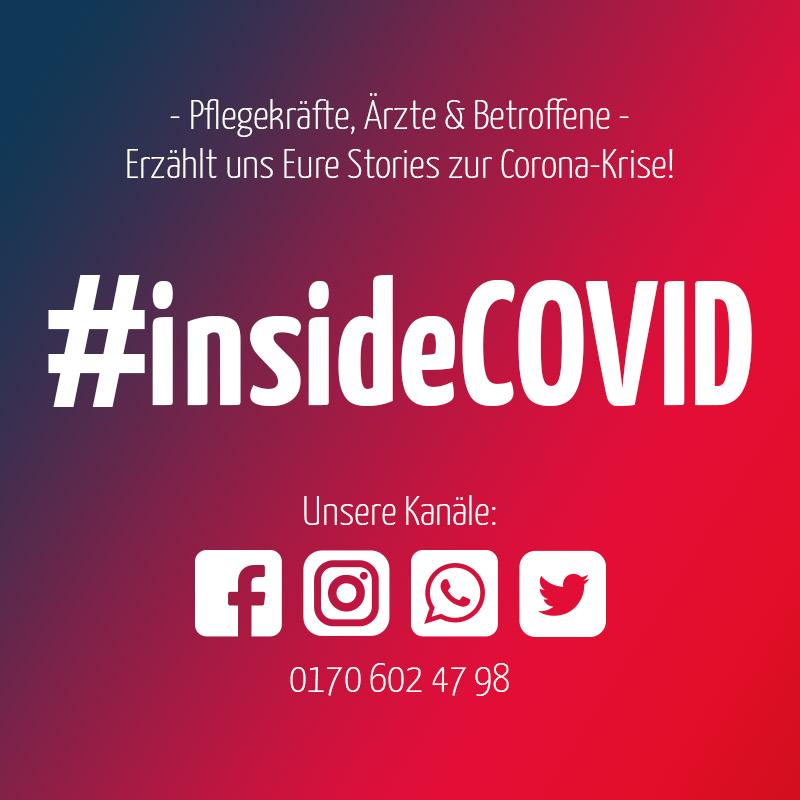 #insideCOVID