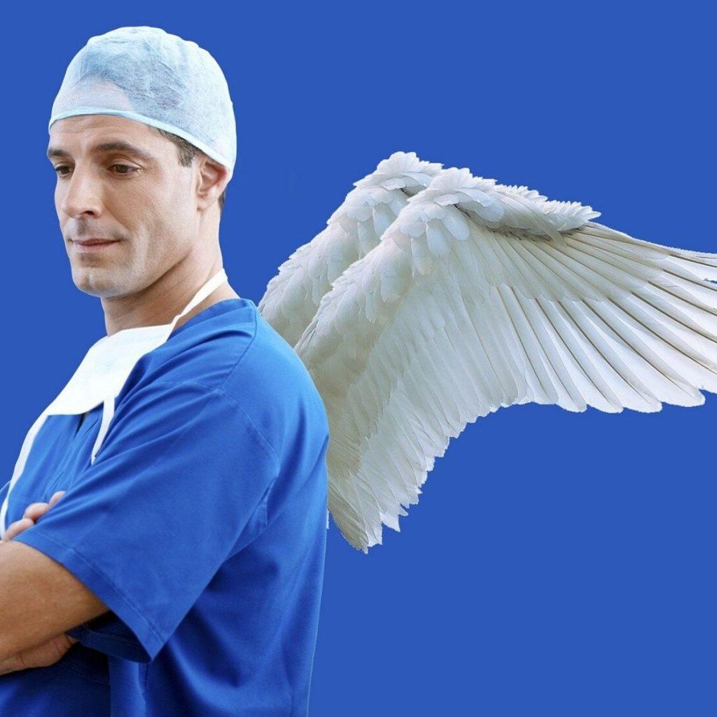 Pflegekräfte: Keine Engel, sondern Profis!