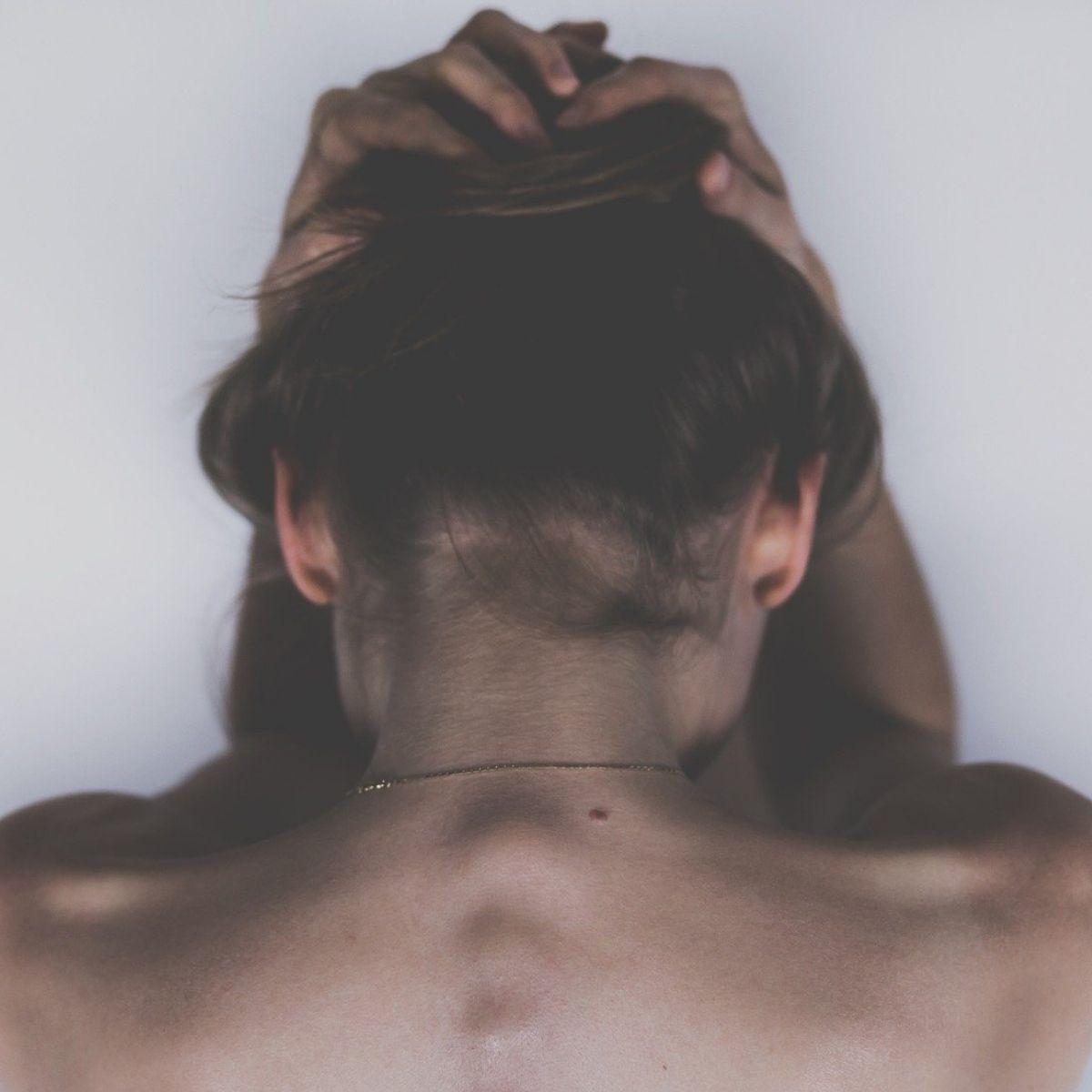 Symbolbild - Depressive Frau