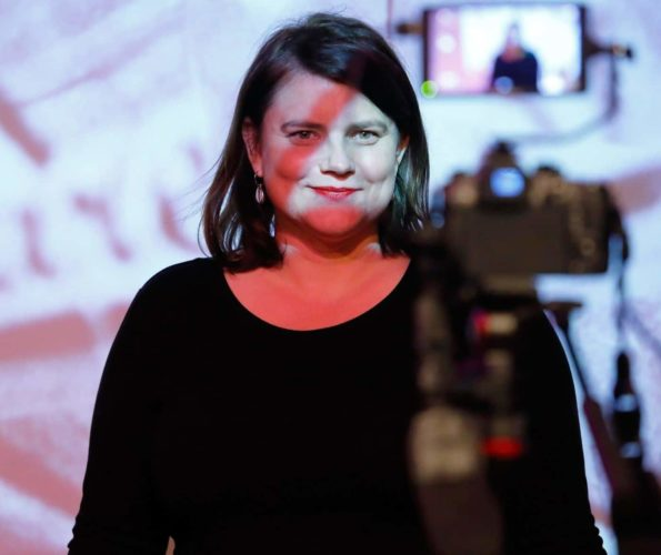 Porträt Yvonne Falckner