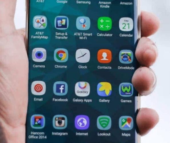 Symbolbild App